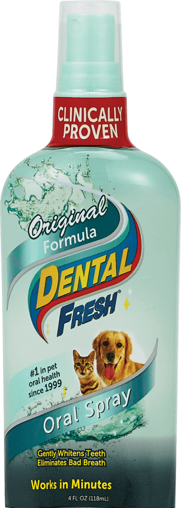 Oral Spray for Dogs and Cats
