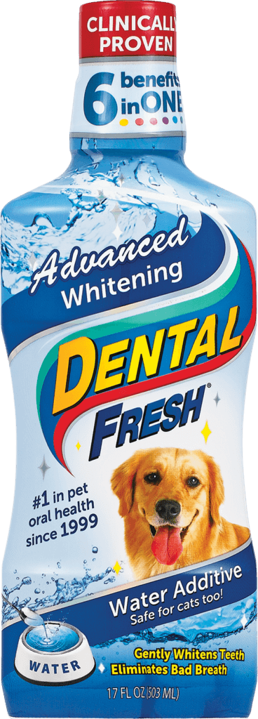 Advanced Whitening for Dogs