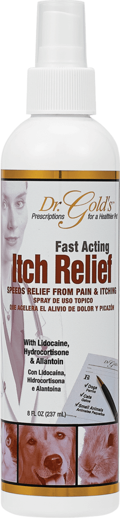 Itch Relief Spray