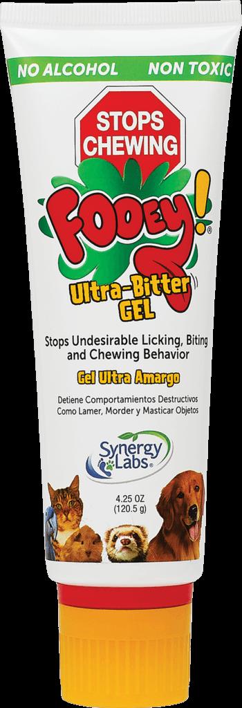 Ultra-Bitter Gel