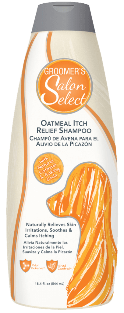 Oatmeal Itch Relief Shampoo