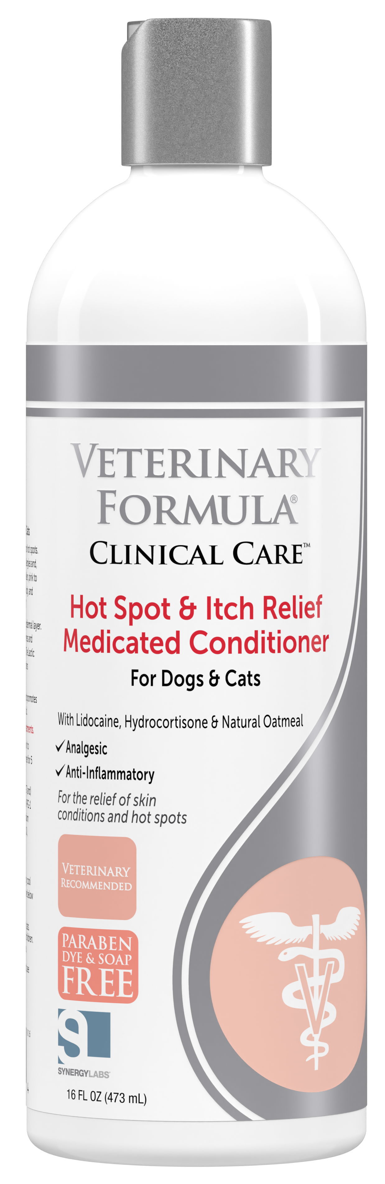 Hot Spot & Itch Relief Medicated Conditioner
