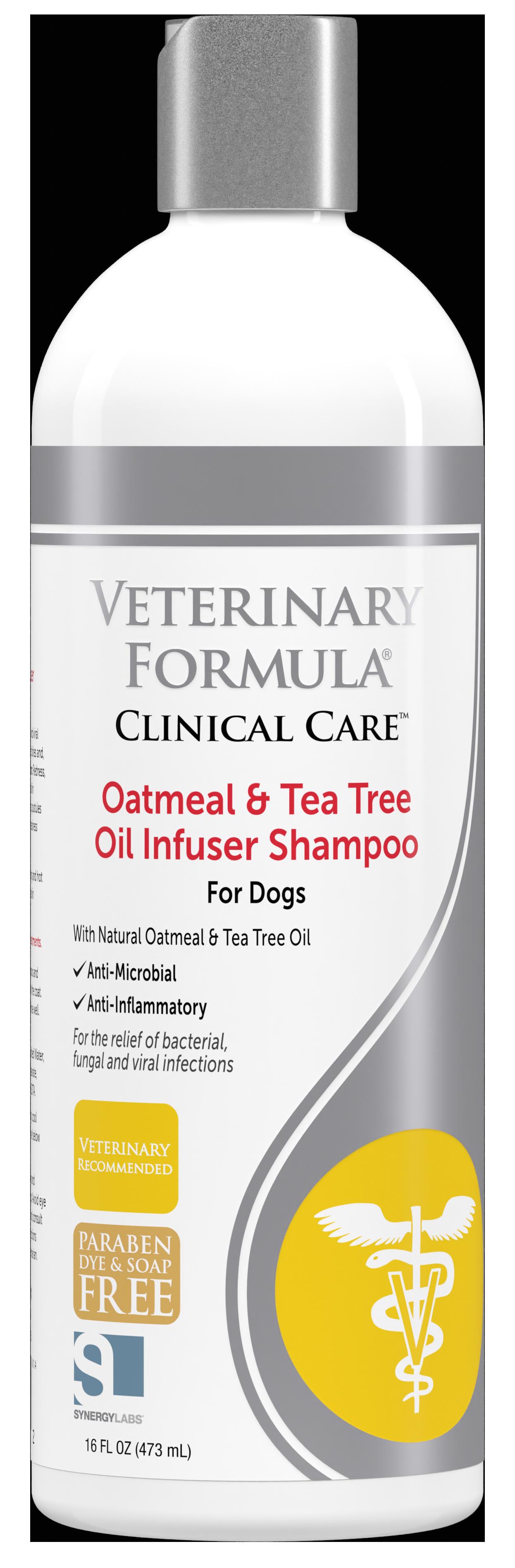 Oatmeal & Tea Tree Oil Infuser Shampoo