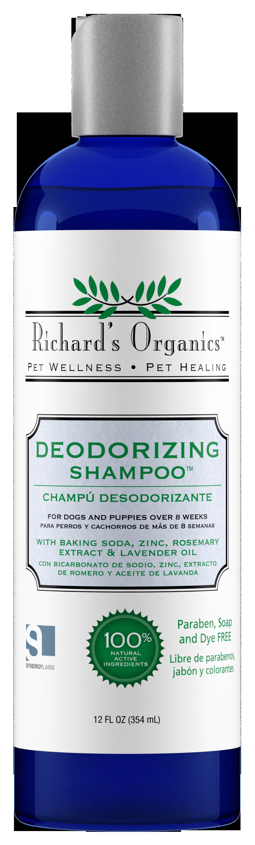 Deodorizing Shampoo