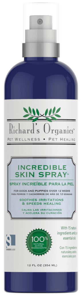 Incredible Skin Spray