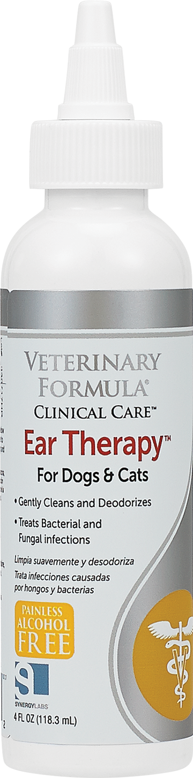 Ear Therapy For Dogs & Cats