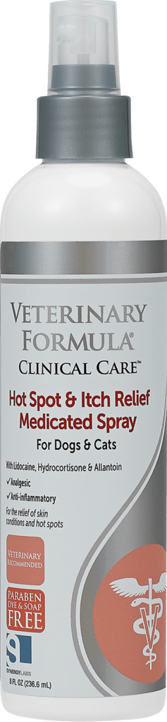 Hot Spot & Itch Relief Medicated Spray
