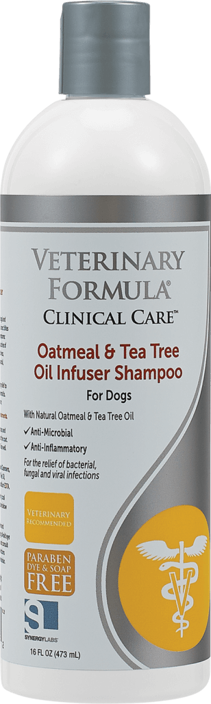 Oatmeal & Tea Tree Oil Infuser Shampoo