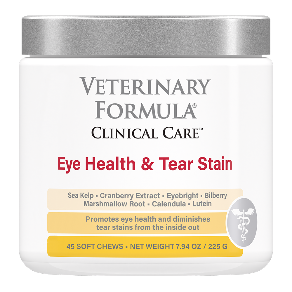 Eye Health & Tear Stain Supplement