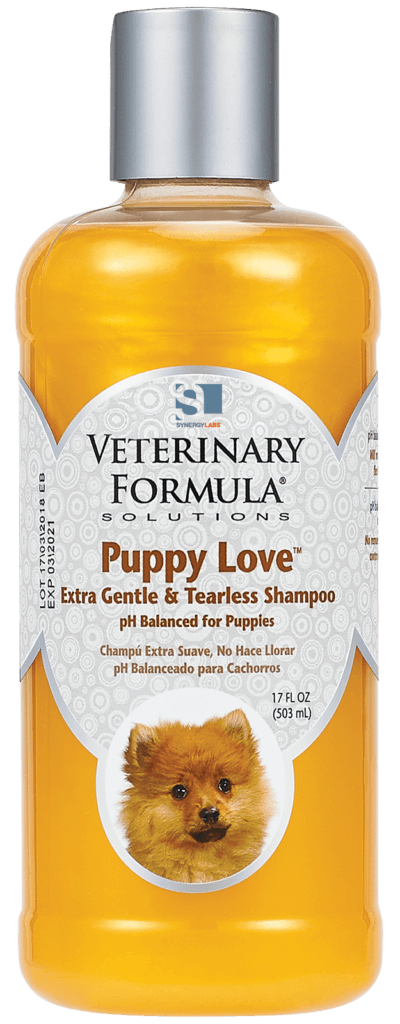Puppy Love Extra Gentle & Tearless Shampoo