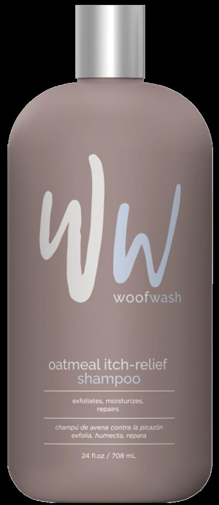 Oatmeal Itch Relief Shampoo