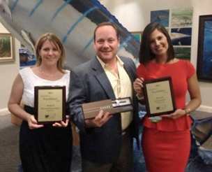 2013 South Florida Manufacturers Association Recognition of Excellence Award