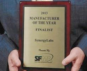 2013 South Florida Manufacturers Association Manufacturer of the Year Finalist