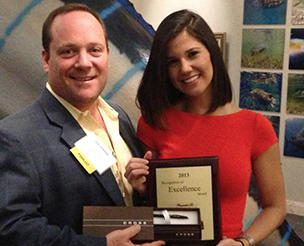 2013 South Florida Manufacturers Association Employee of the Year Marketing Nominee – Irene Rojas