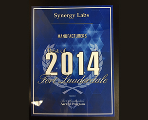 2014 Best of Fort Lauderdale – Manufacturers